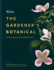 Image for RHS gardener's botanical  : an encyclopedia of Latin plant names