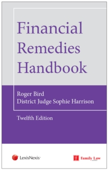 Image for Financial remedies handbook