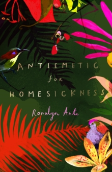 Antiemetic for homesickness - Ante, Romalyn