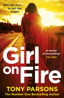 Image for Girl On Fire : (DC Max Wolfe)