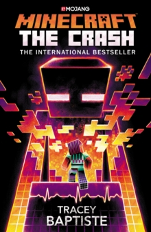 Image for The crash  : an official Minecraft novel