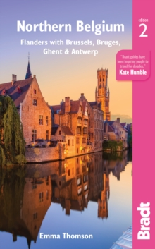 Image for Northern Belgium  : Flanders with Brussels, Bruges, Ghent and Antwerp