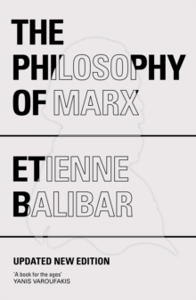 Image for The Philosophy of Marx