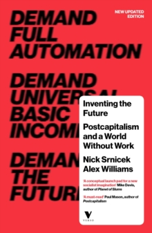 Image for Inventing the future  : postcapitalism and a world without work