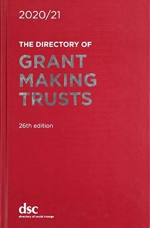 Image for The Directory of Grant Making Trusts 2020/21