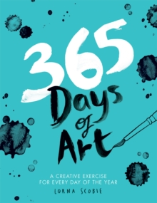 Image for 365 days of art  : a creative exercise for every day of the year