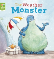 Image for The weather monster