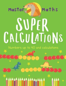 Image for Calculating numbers  : numbers up to 40 and calculations