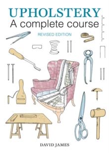 Image for Upholstery  : a complete course