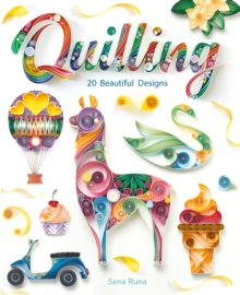 Image for The complete book of quilling
