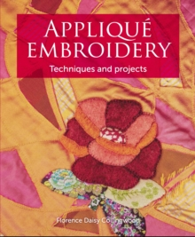 Image for Appliquâe embroidery