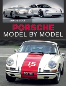 Image for Porsche model by model