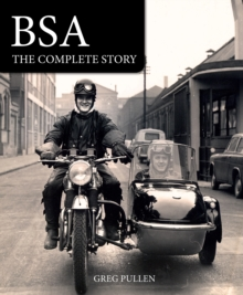 Image for BSA  : the complete story