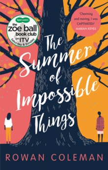 Image for The summer of impossible things