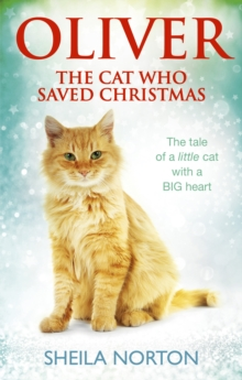 Image for Oliver the cat who saved Christmas