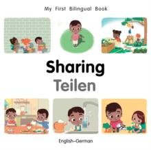 My First Bilingual Book-Sharing (English-German)