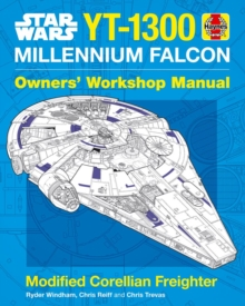 Image for Star Wars YT-1300 Millennium Falcon  : modified Corellian freighter