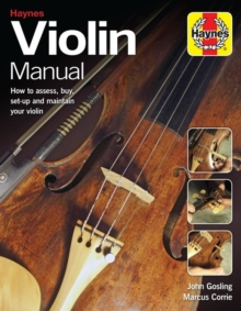 Image for Violin manual