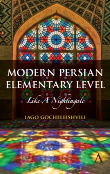 Image for Modern Persian, elementary level  : like a nightingale