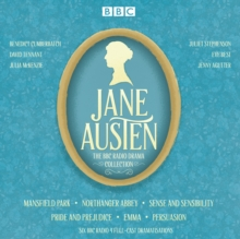 Image for The Jane Austen BBC Radio drama collection  : six BBC Radio full-cast dramatisations