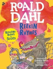 Reekin Rhymes - Dahl, Roald