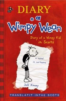 Diary o a Wimpy Wean - Kinney, Jeff
