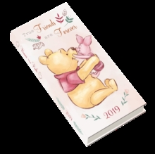 Image for Winnie The Pooh Official 2019 Diary - Pocket Diary Format