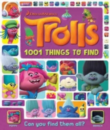 Image for 1001 Troll Things to Find