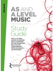Image for Eduqas as and a Level Music Study Guide