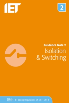 Image for Isolation & switching