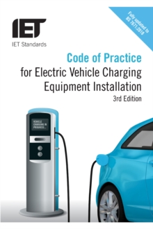 Image for IET code of practice on electric vehicle charging equipment installation