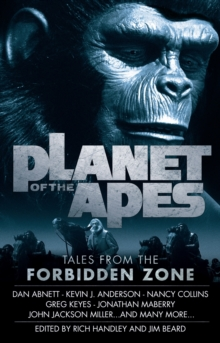 Image for Planet of the apes  : tales from the forbidden zone