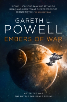 Image for Embers of war