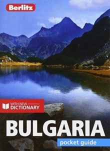 Berlitz Pocket Guide Bulgaria (Travel Guide with Dictionary)