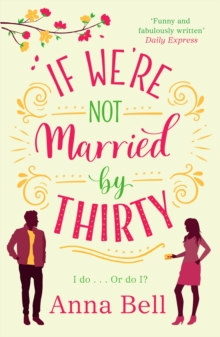 Image for If we're not married by thirty