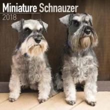 Image for Miniature Schnauzer Calendar 2018
