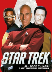 Image for Star Trek - all good things  : a Next Generation companion