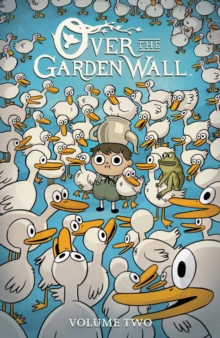 Image for Over the garden wallVolume two