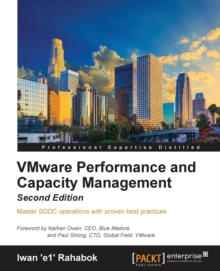 Image for VMware Performance and Capacity Management -