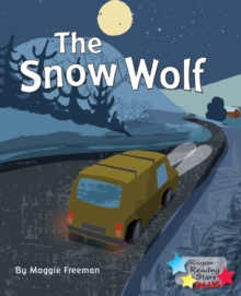 Image for The snow wolf