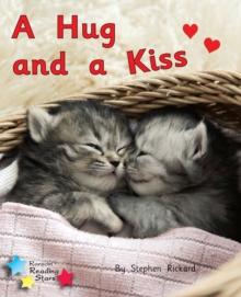 Image for A Hug and a Kiss.