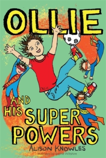 Image for Ollie and his superpowers