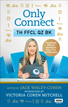 Image for Only Connect  : the official quiz book