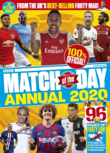 Match of the Day Annual 2020 : (Annuals 2020) - Various