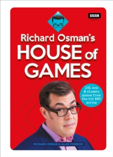 Image for Richard Osman's house of games  : 1,054 questions to test your wits, wisdom and imagination