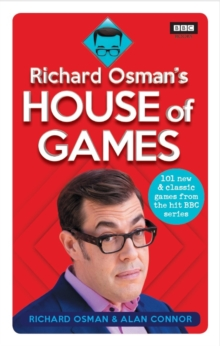 Image for Richard Osman's house of games  : 101 new & classic games from the hit BBC series