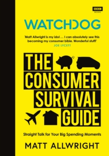 Image for Watchdog  : the consumer survival guide