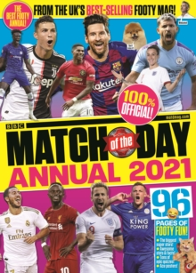 Image for Match of the Day Annual 2021 : (Annuals 2021)