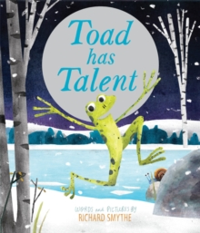 Image for Toad has talent