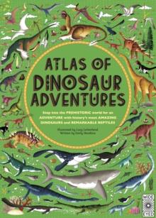 Image for Atlas of dinosaur adventures